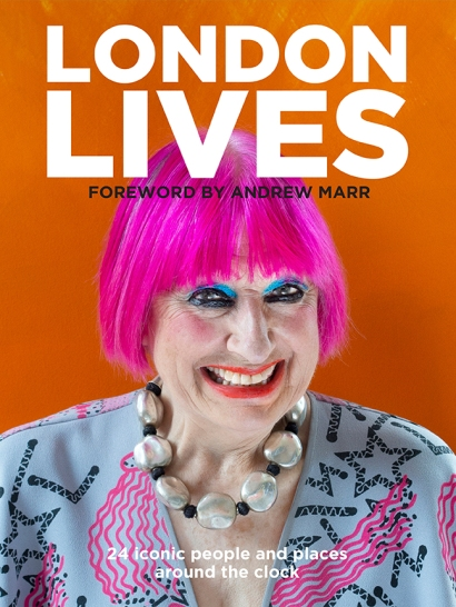 London Lives cover small