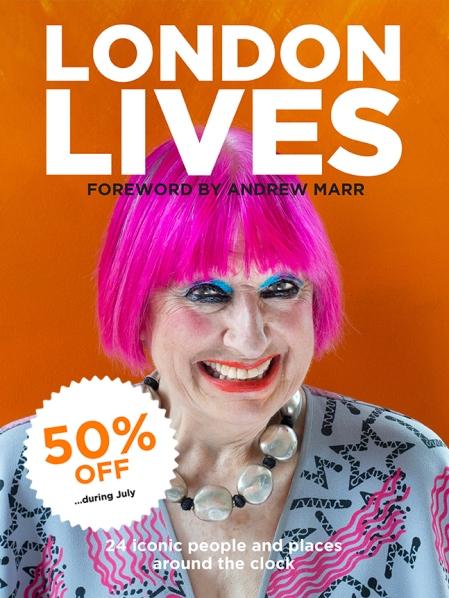 London Lives cover offer